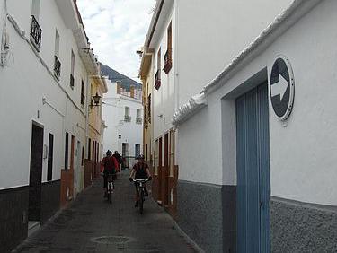 Alhaurin El Grande street riding