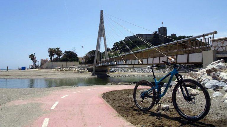 San Antón Fuengirola Castle bridge