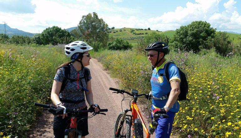 White Village Tour of Andalucia guide Alan explaining