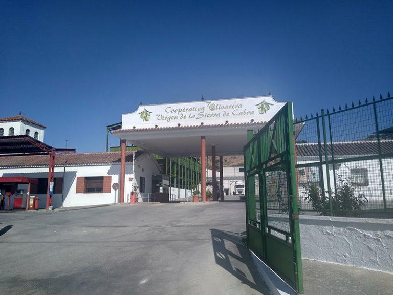Via Verde del Aceite olive oil factory