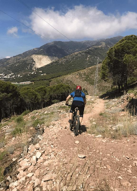 Enduro Advanced Bike Rides