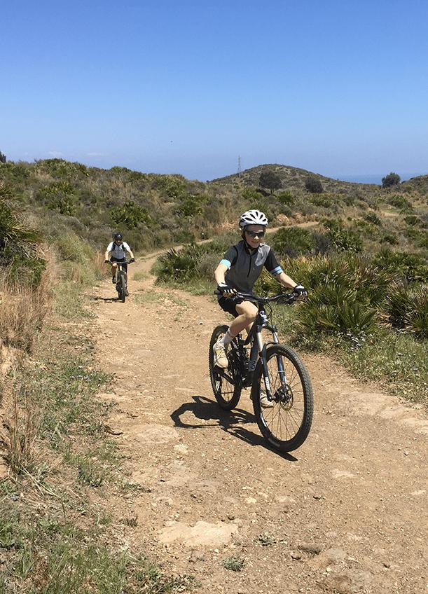 Family and Beginner Bike Rides