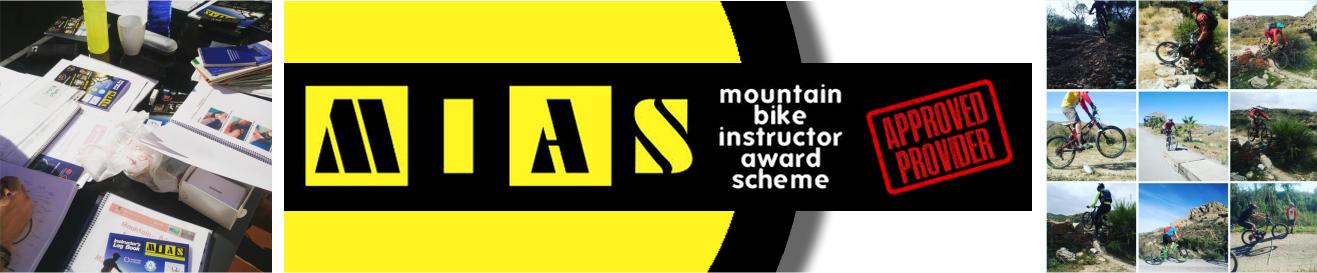 MIAS - Mountain Bike Instructor Award Scheme Header