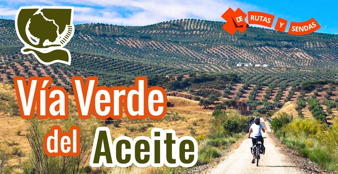 Via Verde del Aceite with Sierra MTB