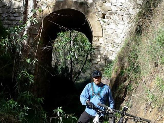 Roman Baths Aqueduct