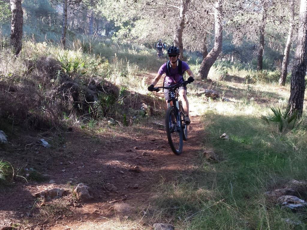 Anna's trail XC track