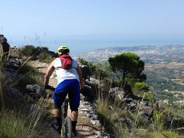 Full Telecom short climb with amazing view