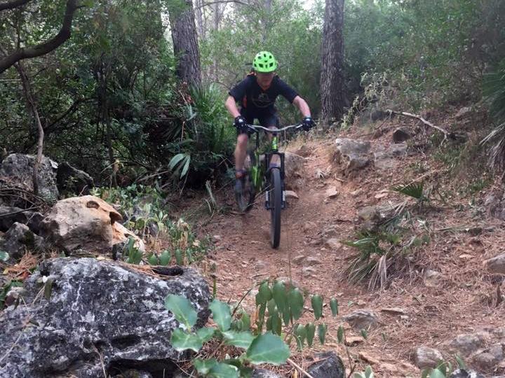 Digglers forest descent