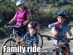 Sierra MTB Family ride Thumbnail