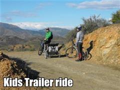 Sierra MTB Family Trailer ride Thumbnail