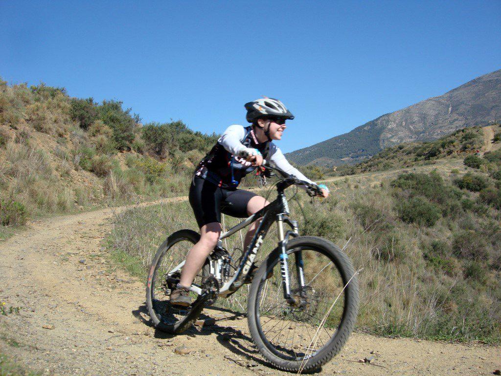 Sierra MTB Family ride Teenager Valtocado