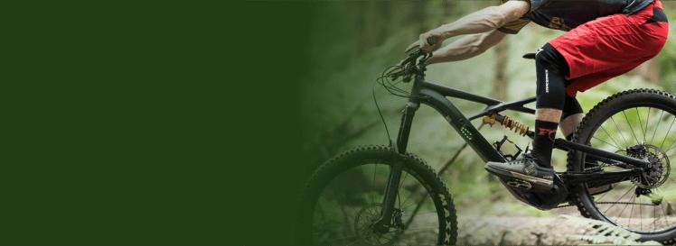 Full Suspension E-Bikes